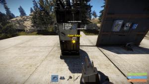 Вывод энергии из аккумулятора в Rust