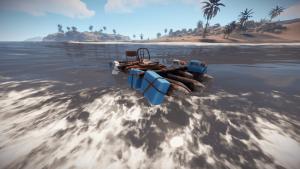 Каяк в Rust