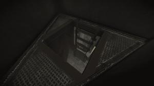 Открытый люк в Rust