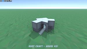 Дом Startup8 в Rust