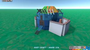 Стабильность дома Fortress в Rust