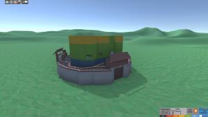 Стабильность дома Fortress2 в Rust