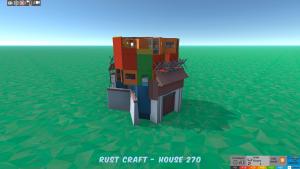 Стабильность дома Fortress3 в Rust