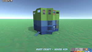 Стабильность дома Shopper в Rust