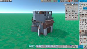 Стоимость улучшения дома Fortress3 в Rust