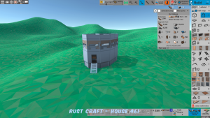 Стоимость улучшения дома Ova в Rust