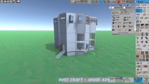 Стоимость улучшения дома Shopper в Rust