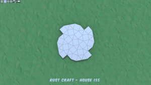 Фундамент дома Spin2 в Rust