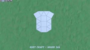 Фундамент дома Startup9 в Rust
