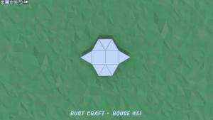 Фундамент дома Startup3 в Rust