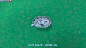1 этаж дома Ova в Rust