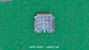 1 этаж дома Spiker4 в Rust