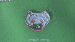 2 этаж дома Furn в Rust