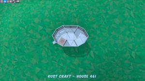 2 этаж дома Ova в Rust