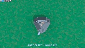 2 этаж дома Vil в Rust