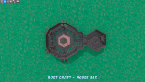 2 этаж тюрьмы в Rust