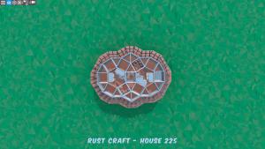 3 этаж дома Spiker2 в Rust