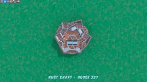 3 этаж дома Spiker3 в Rust