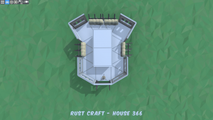 3 этаж дома Startup9 в Rust