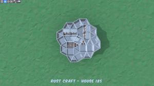 3 этаж дома Wave в Rust