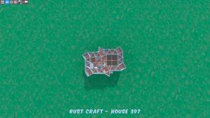 4 этаж дома Furn5 в Rust
