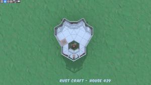 4 этаж дома Shopper в Rust