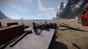 Дрон в Rust