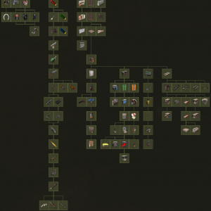 Конец ветки 2 верстака в Rust
