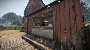 Продавец у Амбара в Rust