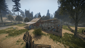 Ранчо в Rust