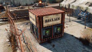 Хранилище потерянного лута в Rust