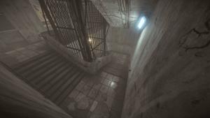 Спуск по лестнице в подземку в Rust