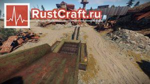 Переработчик для транспорта в Rust