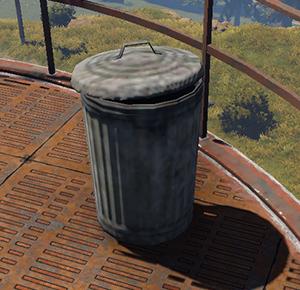 Мусорное ведро в Rust