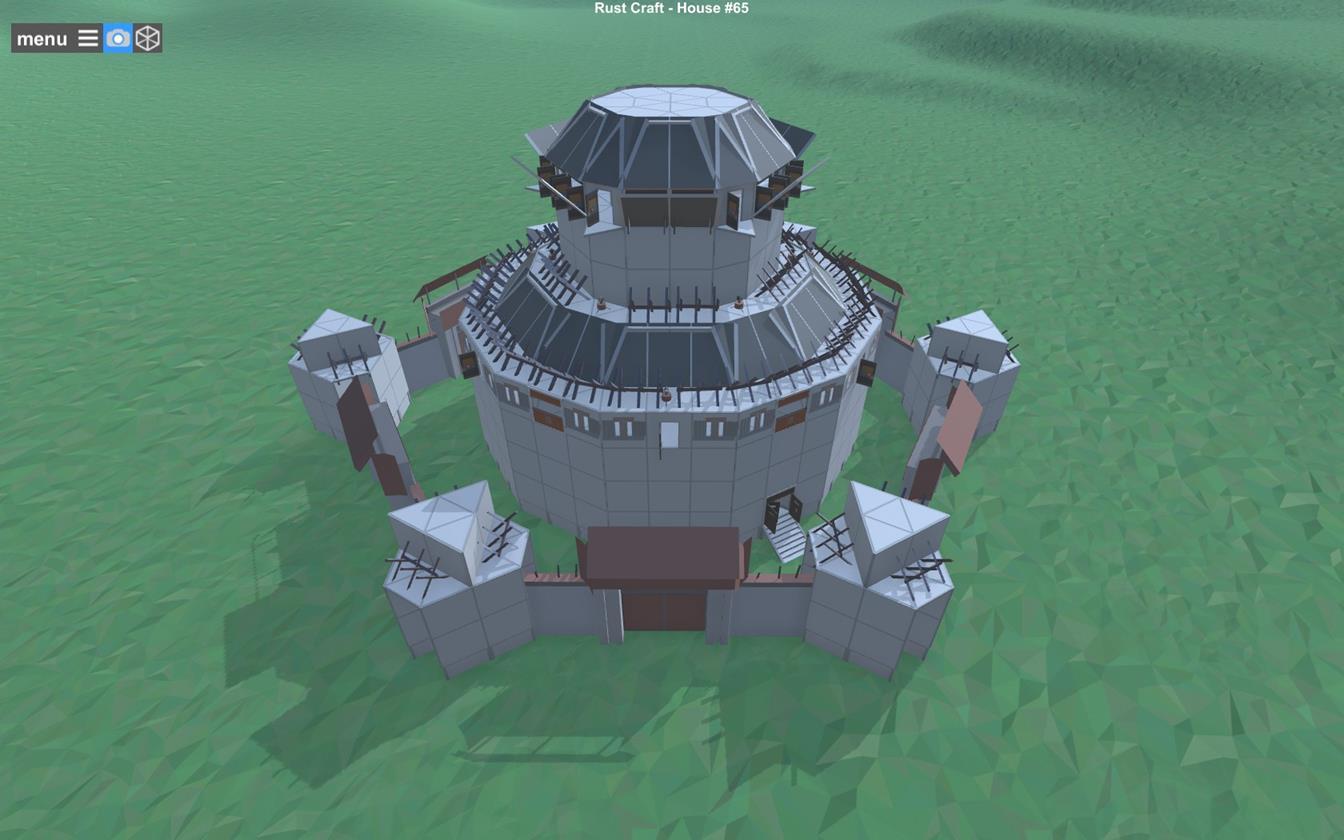 Клановый дом схема