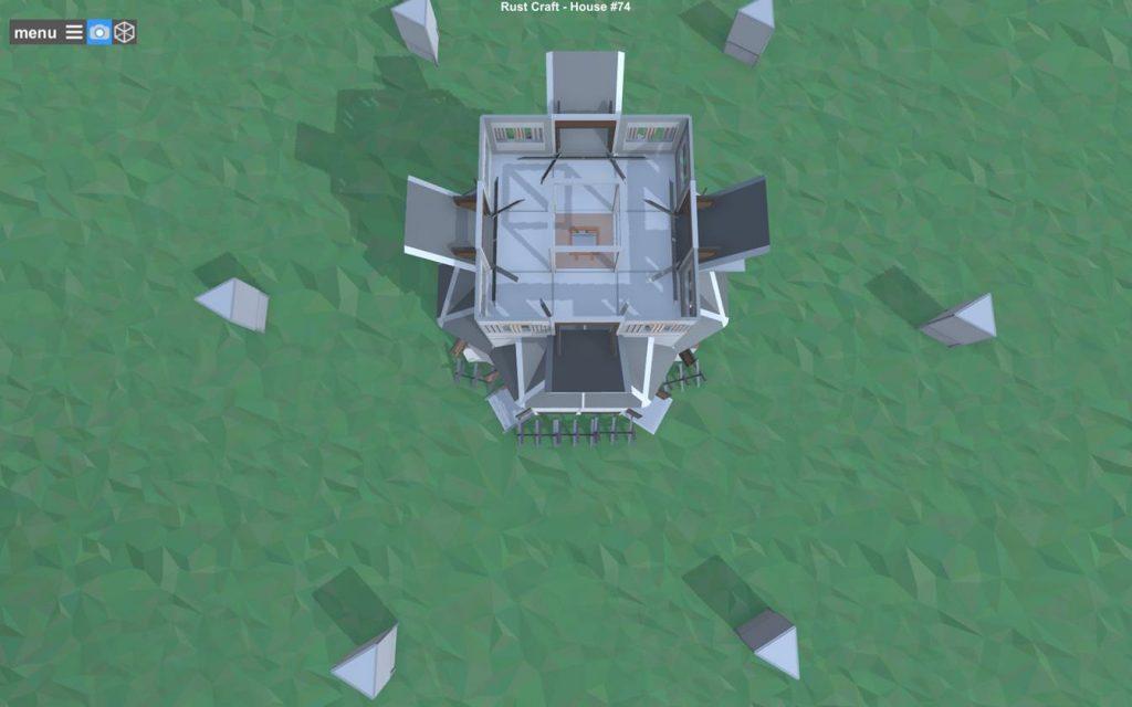 Шестой этаж дома Rust