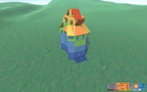 Стабильность постройки в игре Rust