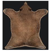 Медвежий ковёр