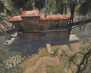 Recycler Bandit Town Rust