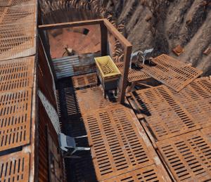 Recycler Junkyard Rust