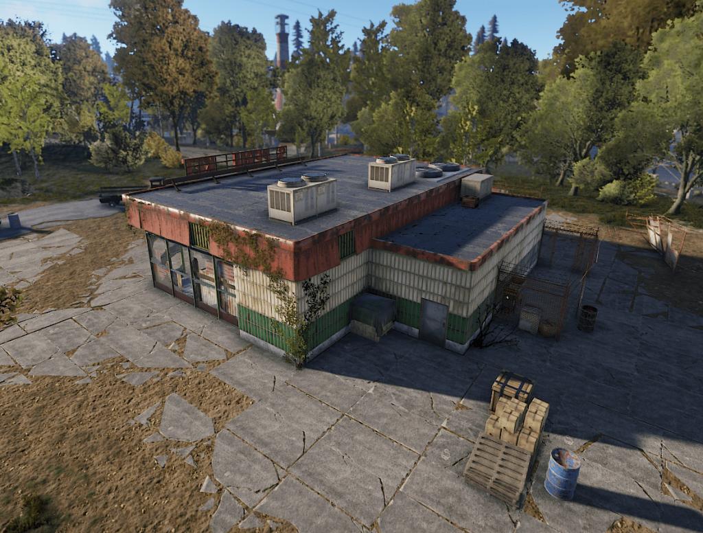Recycler Supermarket Rust