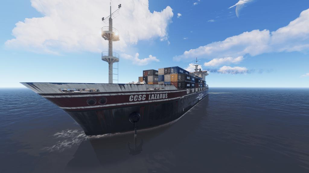 CargoShip Rust