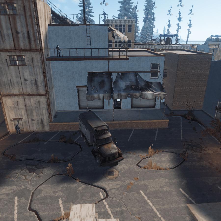 Магазин с ПВО