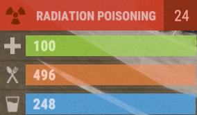 Радиационное отравление в Rust