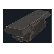 Лазерный целеуказатель в Rust