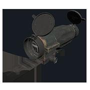 Оптический прицел 8X в Rust