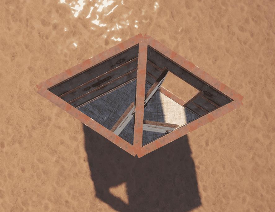 Схема Anti-Going deep в Rust