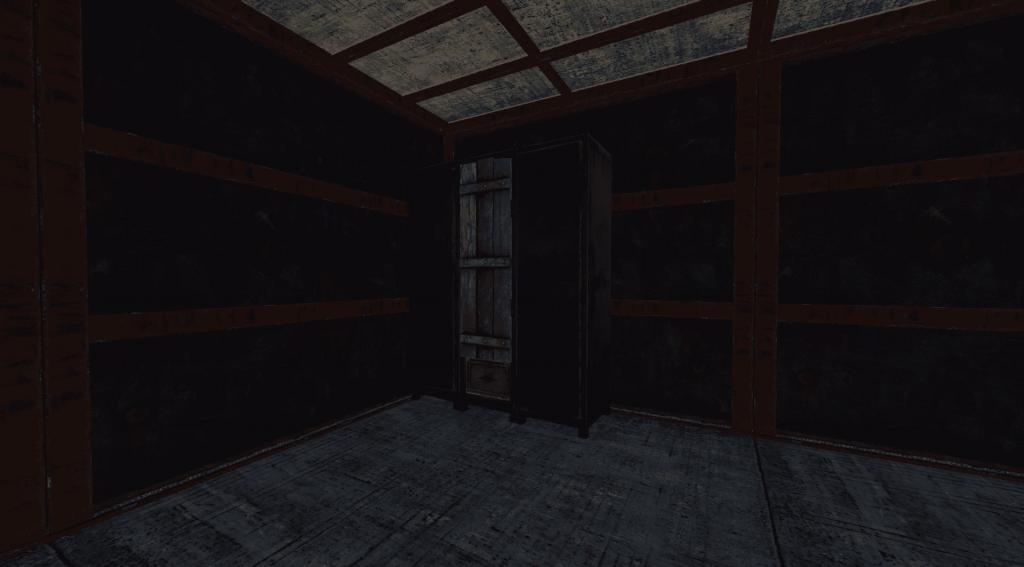 Оружейный шкафчик (Locker) в игре Rust