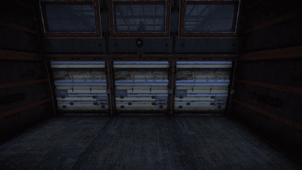 Установленные у гаражных дверей дверные контроллеры