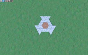 Фундамент красивого дома для 2-3 игроков в Rust